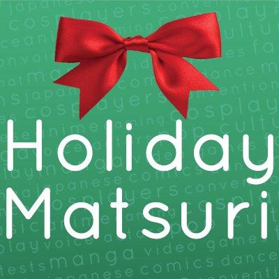 Holiday Matsuri