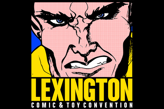 Lexington Comic & Toy Convention