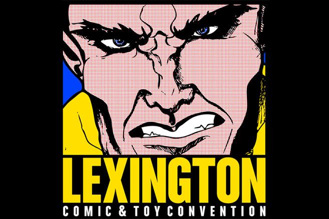 Lexington Comic & Toy Convention
